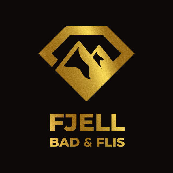 Fjell Bad & Flis AS logo